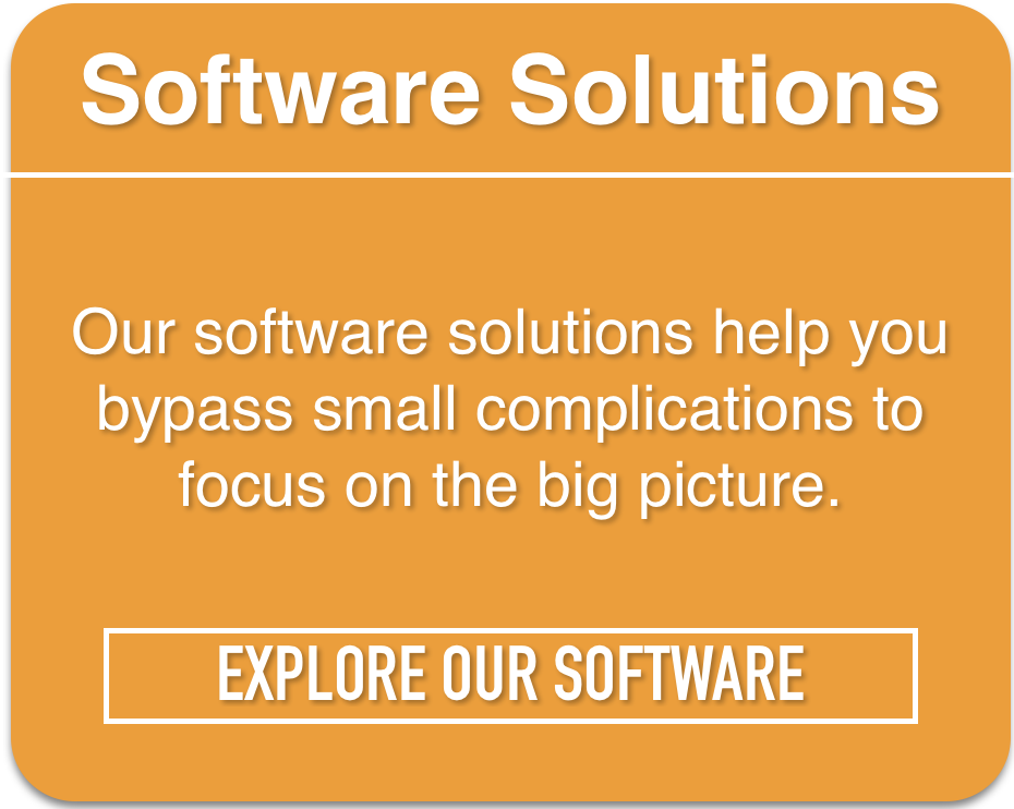 Our software solutions help your non-profit or government agency to bypass small complications to focus on the big picture. Explore our software.